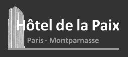 Hotel de la Paix Montparnasse - Paris